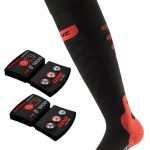 Lenz 5.0 Heated Sock w/ Heated Toe Cap