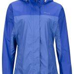 Marmot Women's PreCip Jacket – Lilac/Spectrum Blue