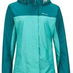 Marmot Women's PreCip Jacket – Waterfall/Deep Lake