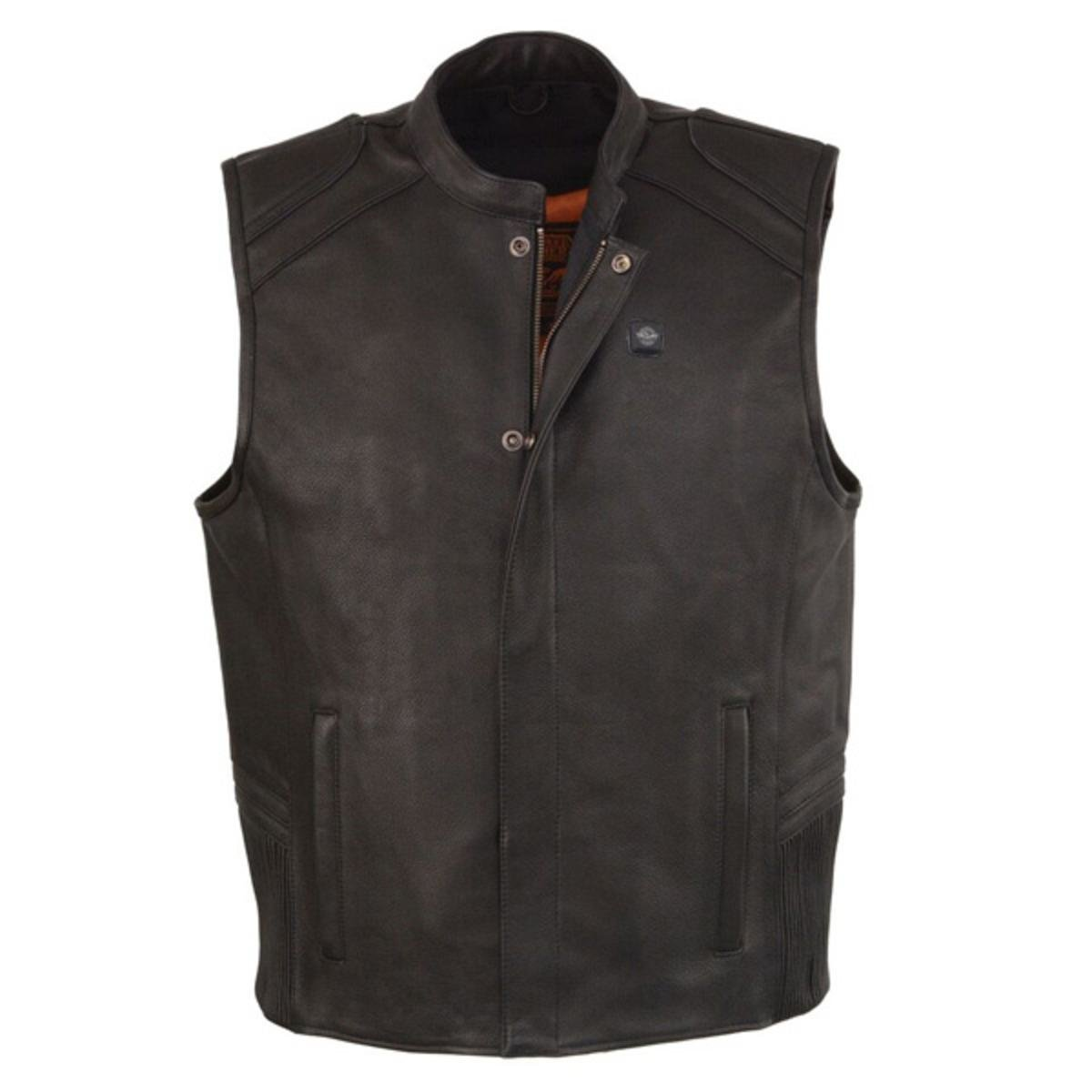 Lithium Battery powered Oxford Hot Heated Vest