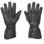 Mobile Warming Blizzard Leather Heated Gloves – 7V Battery
