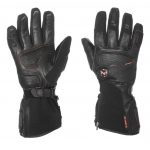 Mobile Warming Barra Leather/Textile Heated Gloves – 7V Battery