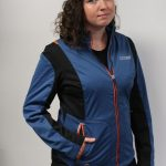 Mobile Warming Women's Verona Softshell Heated Jacket – 7V Battery