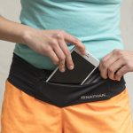 Nathan The Zipster Lite Running Belt