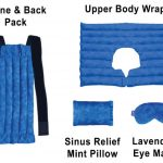 Nature Creation Ultimate Set – Herbal Heating Pad for Neck, Shoulder, Back, Spine, Sinus