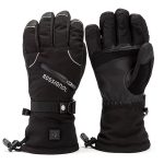 Rossignol Winter's Fire Heated Ski Gloves – Men's