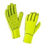 SealSkinz Hi-Vis Waterproof Neoprene Gloves