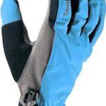 SealSkinz 2017 Women's All Season Waterproof Gloves Sky Blue/Black