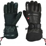 Seirus Heat Touch Hellfire Battery Heated Gloves for Men