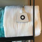 Serta 50/50 Cotton/Polyester Blend Heated Mattress Pad – Twin