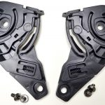Shoei J-Cruise Base Plate Full Set