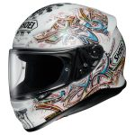 Shoei RF-1200 Helmet – Graffiti