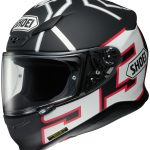 Shoei RF-1200 Marquez Black Ant Motorcycle Helmet