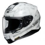 Shoei RF-1200 Terminus Street Bike Racing Motorcycle Helmet