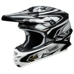 Shoei VFX-W Helmet – Block Pass