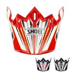 Shoei VFX-W Visor Block Pass