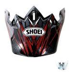 Shoei VFX-W Visor Crosshair
