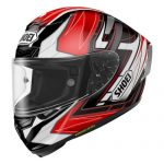 Shoei X-Fourteen (X-14) Assail Helmet