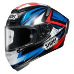 Shoei X-Fourteen (X-14) Bradley 3 Helmet