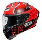 Shoei X-Fourteen (X-14) Marquez 4 Helmet