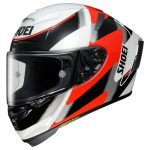 Shoei X-Fourteen (X-14) Rainey Helmet