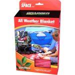 Grabber Space Brand All-Weather Waterproof Blanket