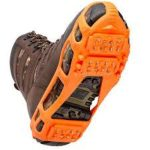Stabilicers WALK Lite Ice Cleats – Hi-Viz Orange