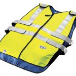 Techniche TechKewl ANSI Class II Compliant Hi-Viz Phase Change Cooling Vest