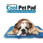 The Green Pet Shop Self-Cooling Pet Pads – Large