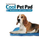 The Green Pet Shop Self-Cooling Pet Pads – Medium