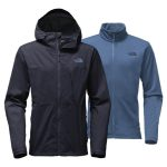 The North Face Men's Arrowood Triclimate Jacket – Tall