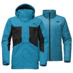 The North Face Men's Clement Triclimate Jacket – Tall