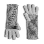 The North Face Men's Cryos Cashmere Fold-Over Gloves