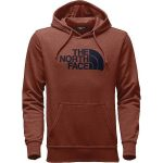 The North Face Men's Half Dome Hoodie – Ketchup Red Heather/Urban Navy