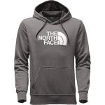 The North Face Men's Half Dome Hoodie – Medium Grey Heather/White