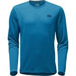 The North Face Men's Long-Sleeve Reaxion AMP Crew