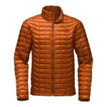 The North Face Men's Thermoball Jacket – Autumnal Orange