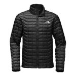 The North Face Men's Thermoball Jacket – Black