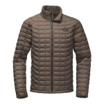 The North Face Men's Thermoball Jacket – Falcon Brown Matte