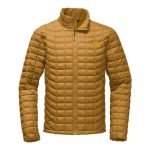 The North Face Men's Thermoball Jacket – Golden Brown Matte