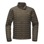 The North Face Men's Thermoball Jacket – New Taupe Green Matte