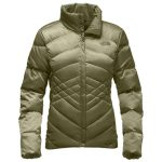 The North Face Women's Aconcagua Jacket – Burnt Olive Green