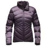 The North Face Women's Aconcagua Jacket – Dark Eggplant Purple