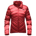 The North Face Women's Aconcagua Jacket – Red