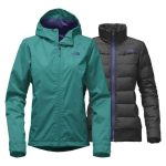 The North Face Women's Altier Down Triclimate Jacket