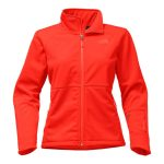 The North Face Women's Apex Risor Jacket – Fire Brick Red