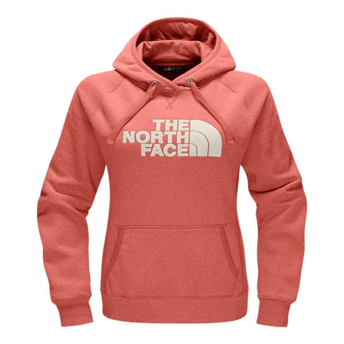 63ae562a8 The North Face Women's Avalon Half Dome Pull-Over Hoodie – Fire ...