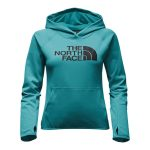 The North Face Women's Fave Half Dome Pull-Over Hoodie – Vistula Blue/Asphalt Grey