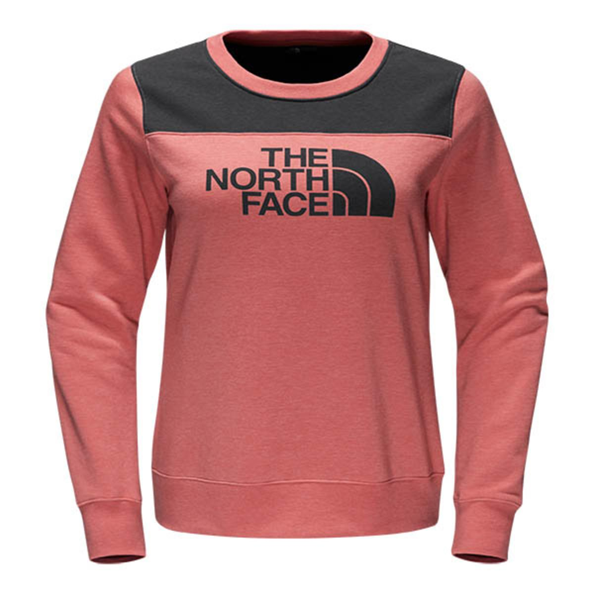 a4f4c3f69 The North Face Women's Half Dome Fleece Crew | Conquer the Cold with ...