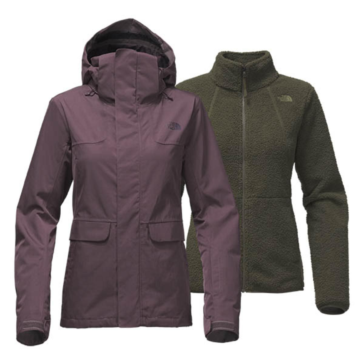 Helata JacketConquer The Face Triclimate North Women's yOPmNwv08n